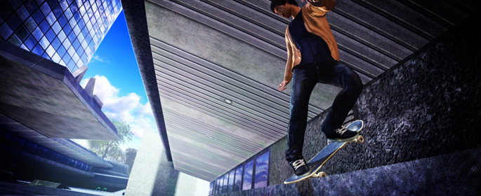 Ollie Your Way In To Skate 3's DLC