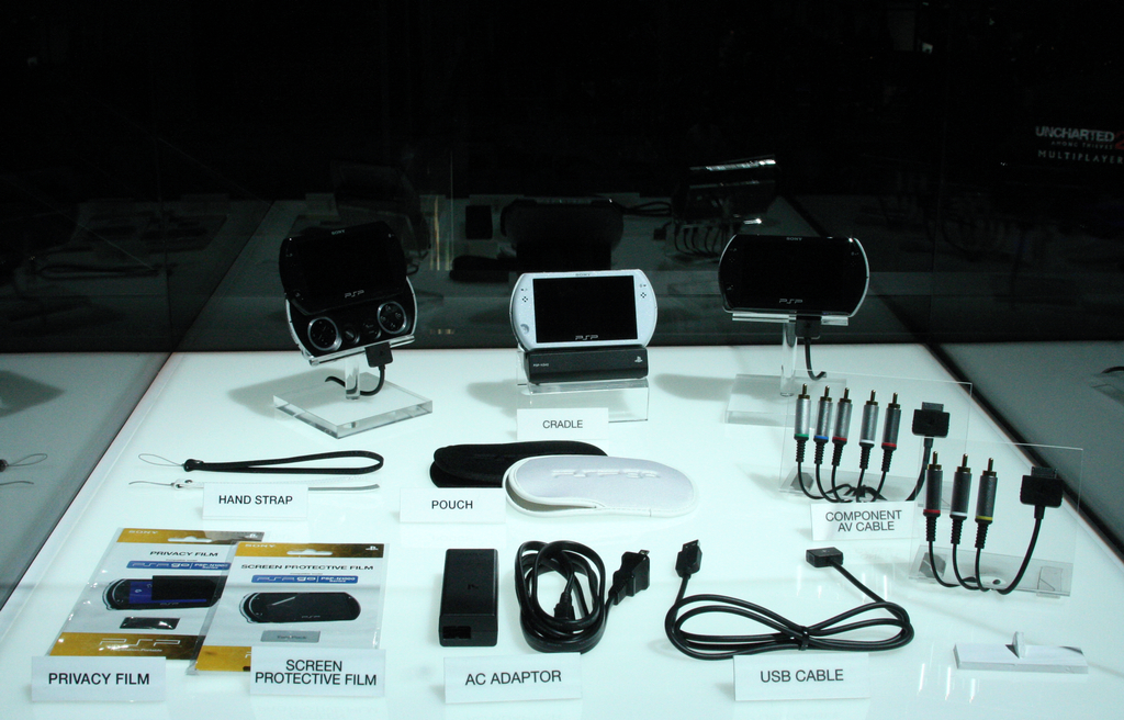 Psp Go Pairing With Official Psp Go Bluetooth Headset