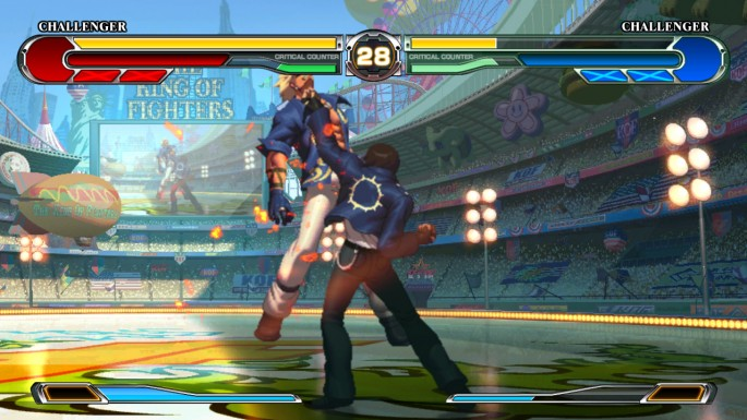 Ps3 Review King Of Fighters Xii