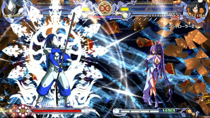 BlazBlue Bringing The Fight To PSP