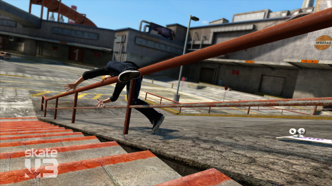 PS3 Review - Skate 3