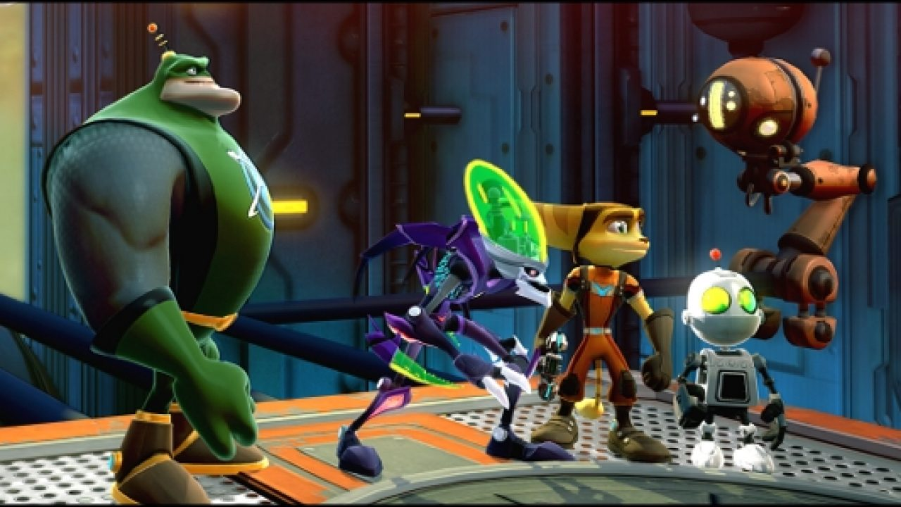 Ratchet Clank All 4 One Releasing This October