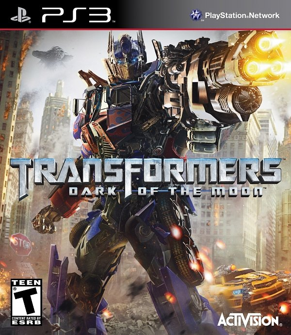 transformers dark of the moon game. Transformers: Dark of the Moon