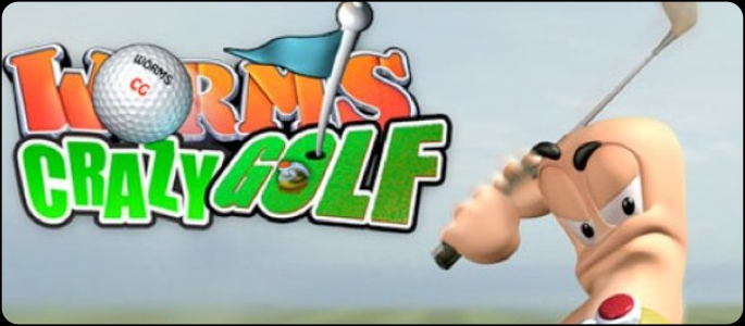 Worms Crazy Golf Coming to PSN