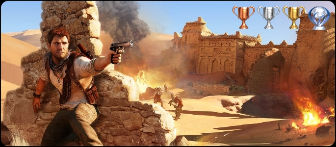 uncharted 3 trophy guide how to get all uncharted 3 trophies rh playstationlifestyle net Uncharted 1 Uncharted 4