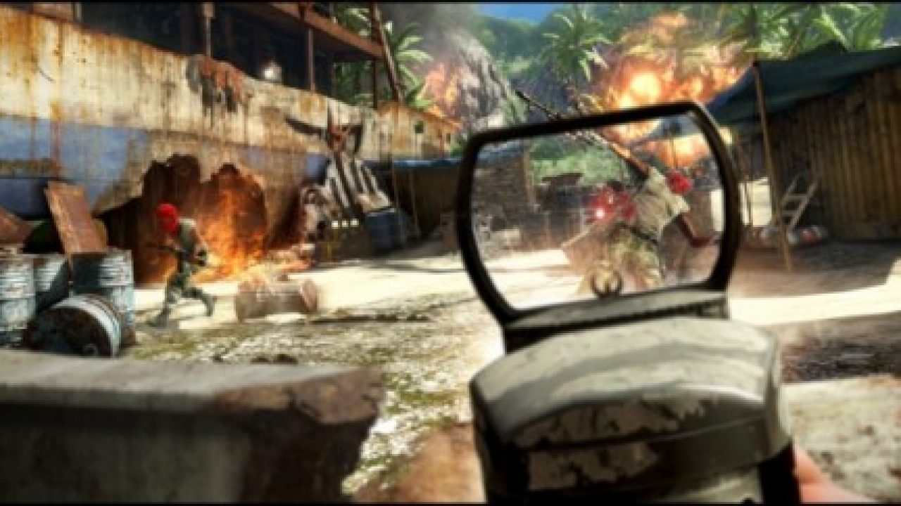 Far Cry 3 Will Allow Players To Customize Their Load Outs Via
