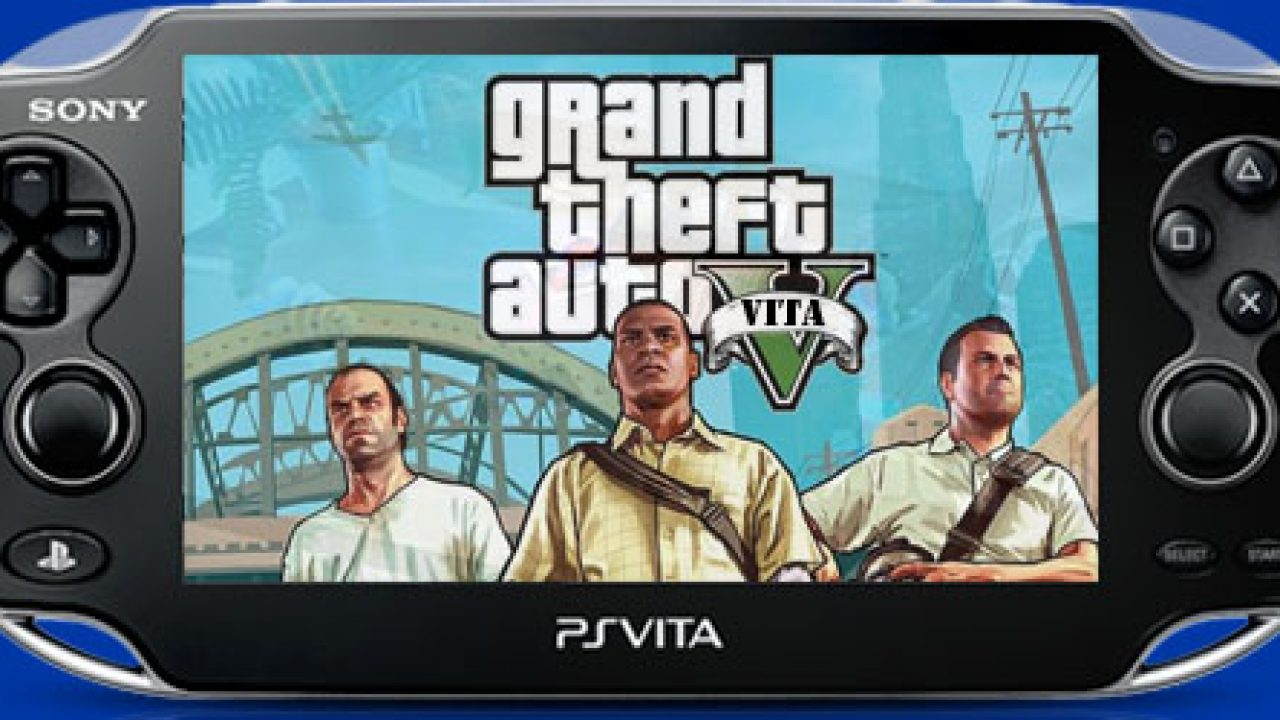 How Rockstar S Gta Could Save The Vita