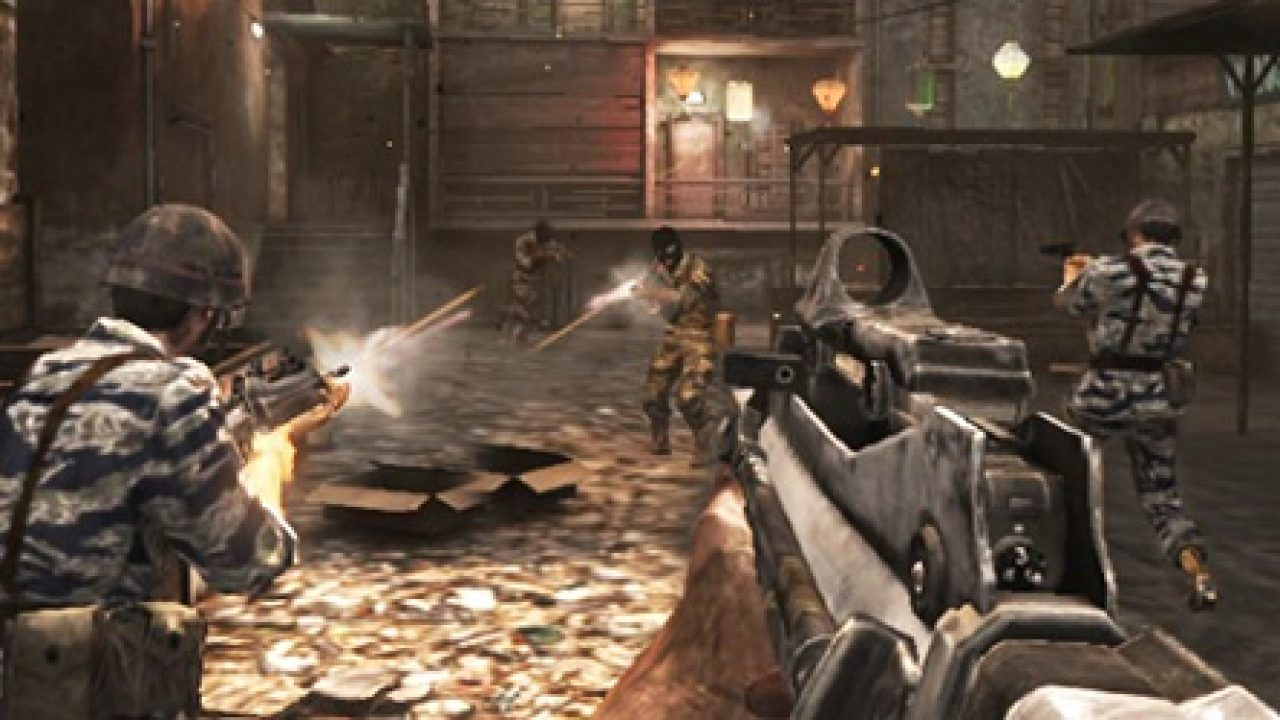 Call of Duty Black Ops Declassified review