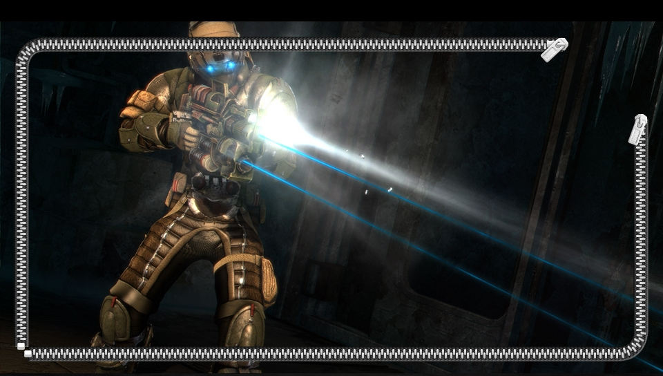 Ps3 Vita Wallpapers Dead Space 3 Edition