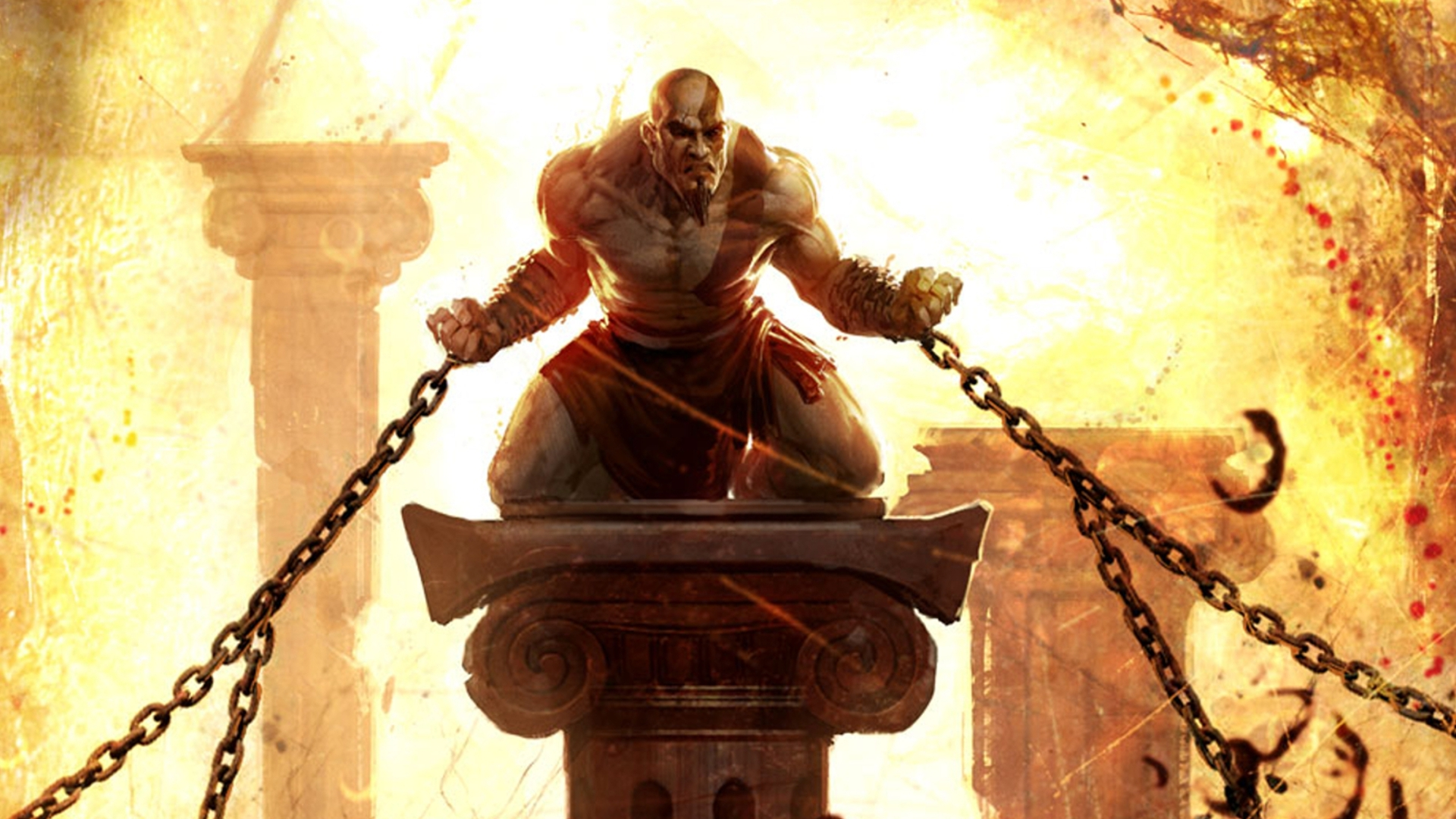 Ps3 Vita Wallpapers God Of War Ascension Playstation Lifestyle