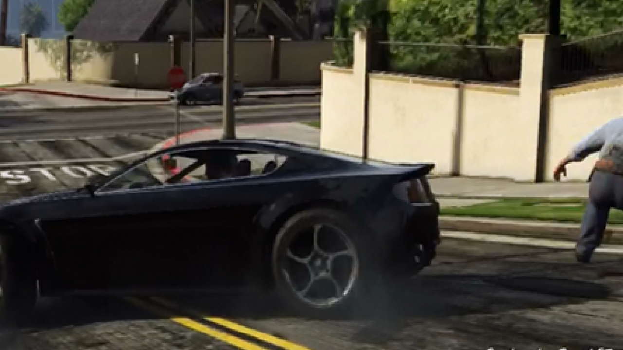 Grand Theft Auto V Cheats For PS3 - Spawn Planes