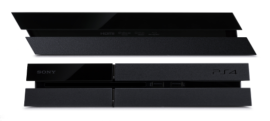 PS4-front-side