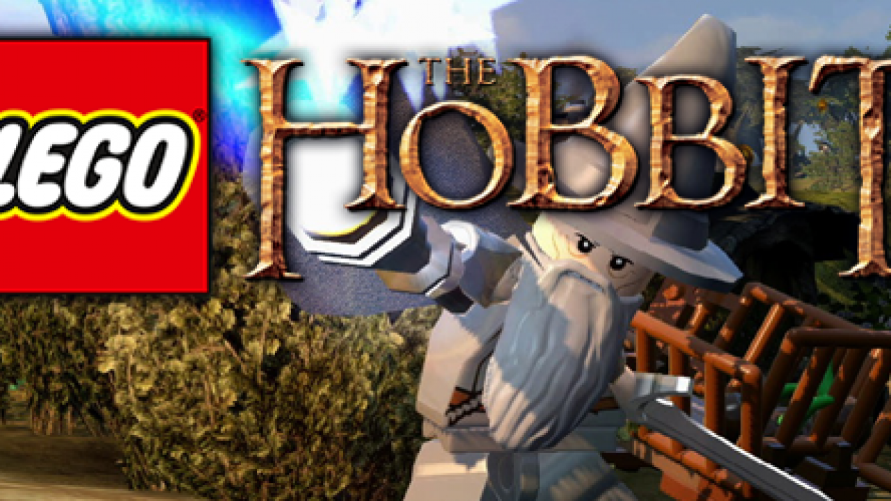 Lego The Hobbit There And Back Again