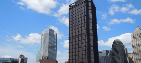 Pittsburg - BNY Mellon Center and US Steel Tower