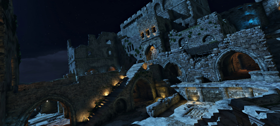 Uncharted 3 - Syria Krak of Chevaliers