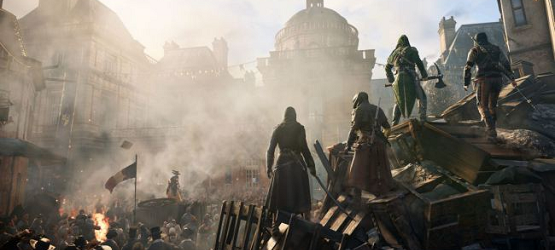 Assassins Creed Unity Preview 1