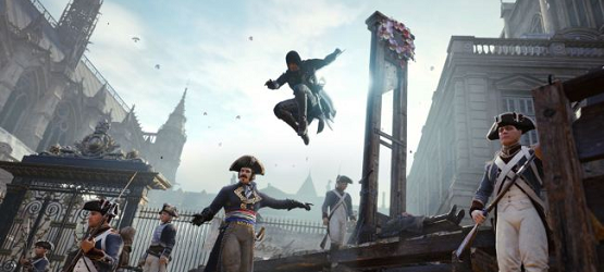 Assassins Creed Unity Preview