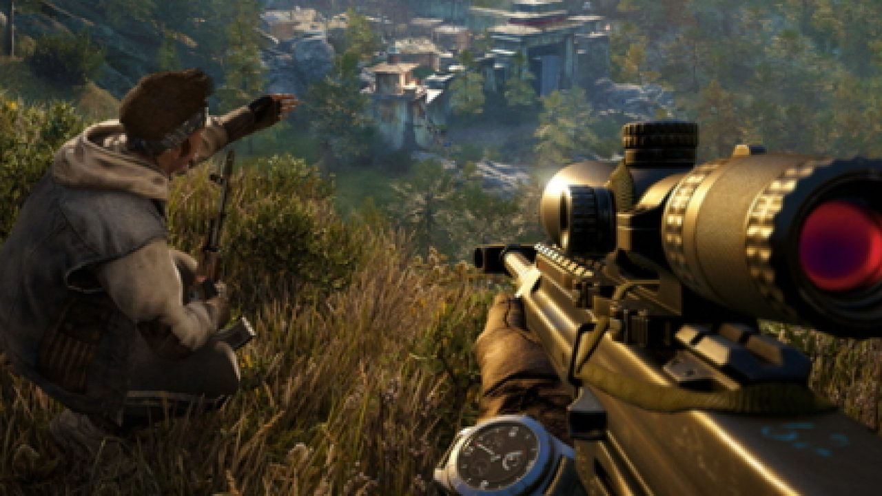 Far Cry 4 1080p Aimed On Consoles Pc Ps4 Ps3 Differences