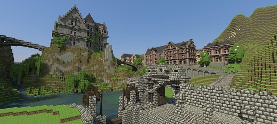 Minecraft is considered one of the first early access games