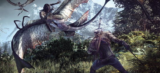 thewitcher3combat1