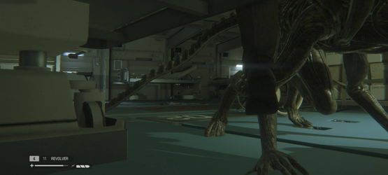 Alien Isolation Oh Hell No