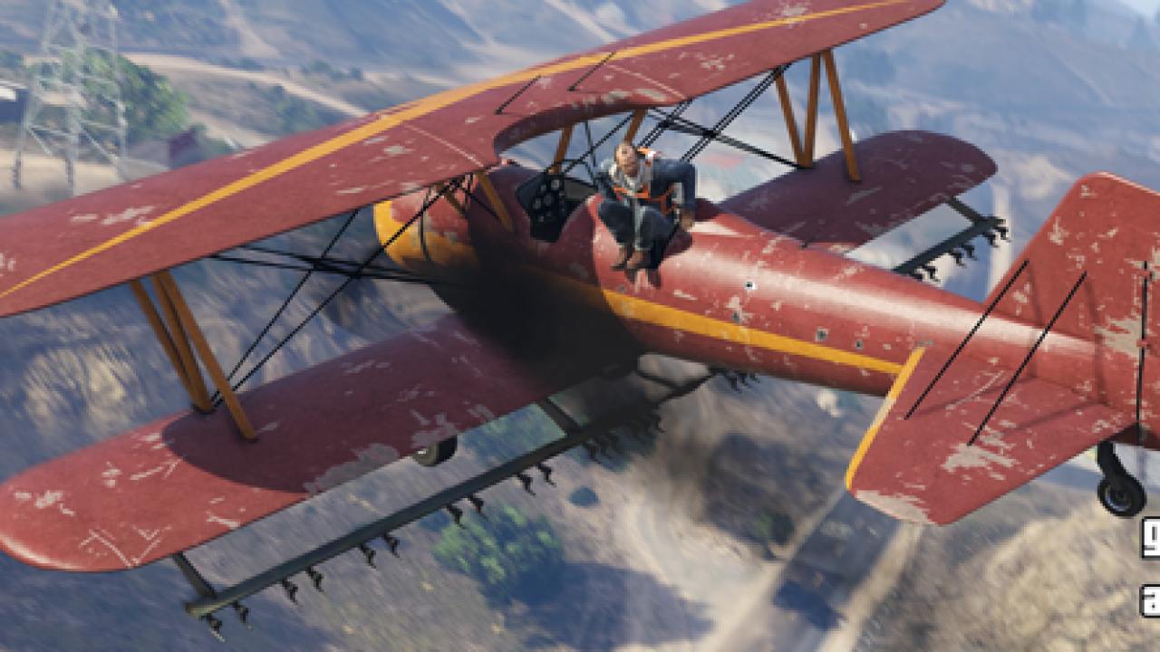 Grand Theft Auto V PS4 Cheats - Spawn Helicopters, Planes, Cars and