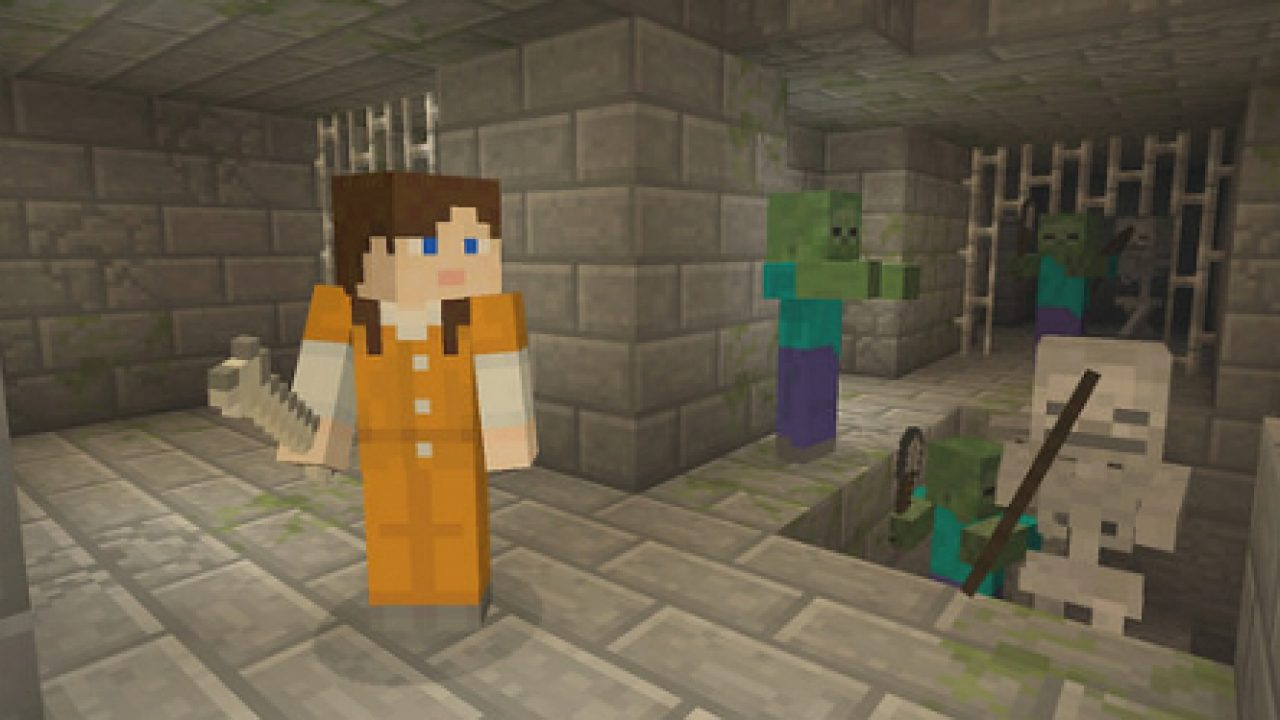 Minecraft Update 1 23 Is Live on PS4, PS3 & PS Vita, Fixes Lots of Bugs
