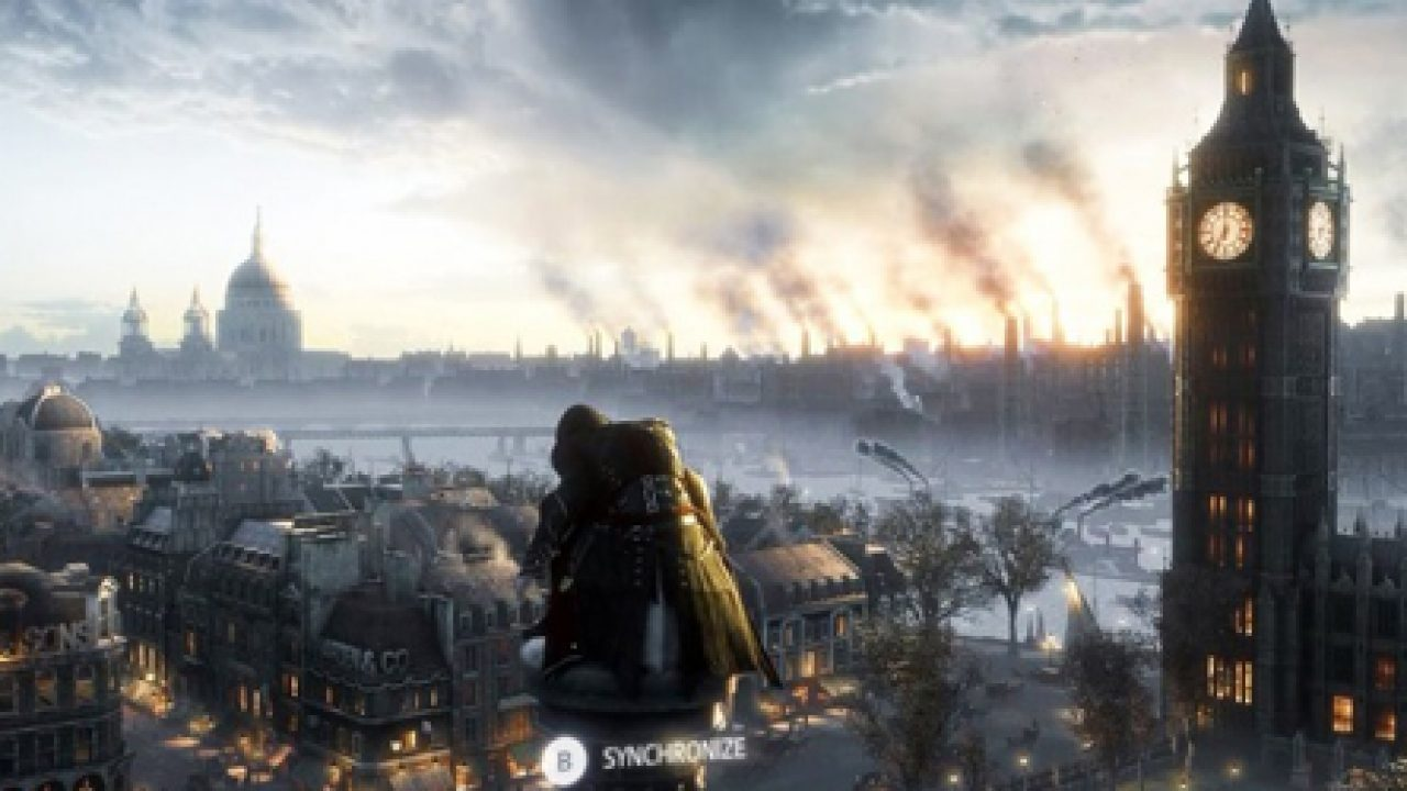 Secret World War 1 Area In Assassins Creed Syndicate Seen In New