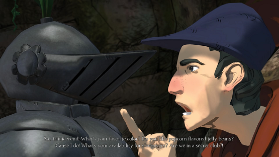 Kings Quest Chapter 1 review 2