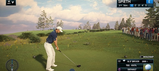 how to play rory mcilroy pga tour ps4