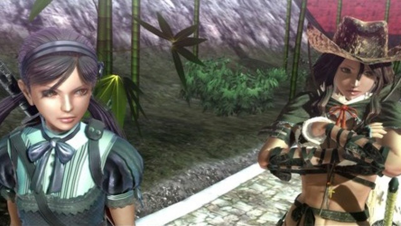Onechanbara Z2 Chaos Out Today Here Are 31 Screenshots