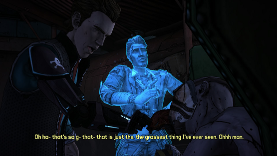 Tales from the Borderlands review 2