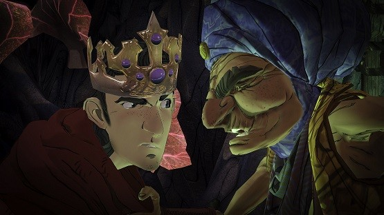 Kings quest chapter 2 rubble without a cause review 2