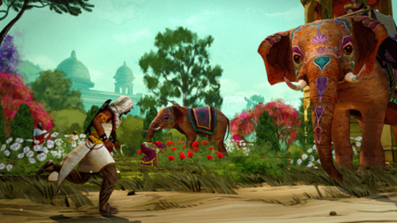 Assassins Creed Chronicles Trilogy Pack Coming To Ps4 Ps Vita