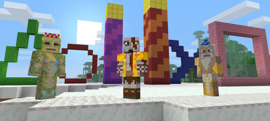 Minecraft Update 1 23 for PS4, PS3 & PS Vita Enters Final Testing