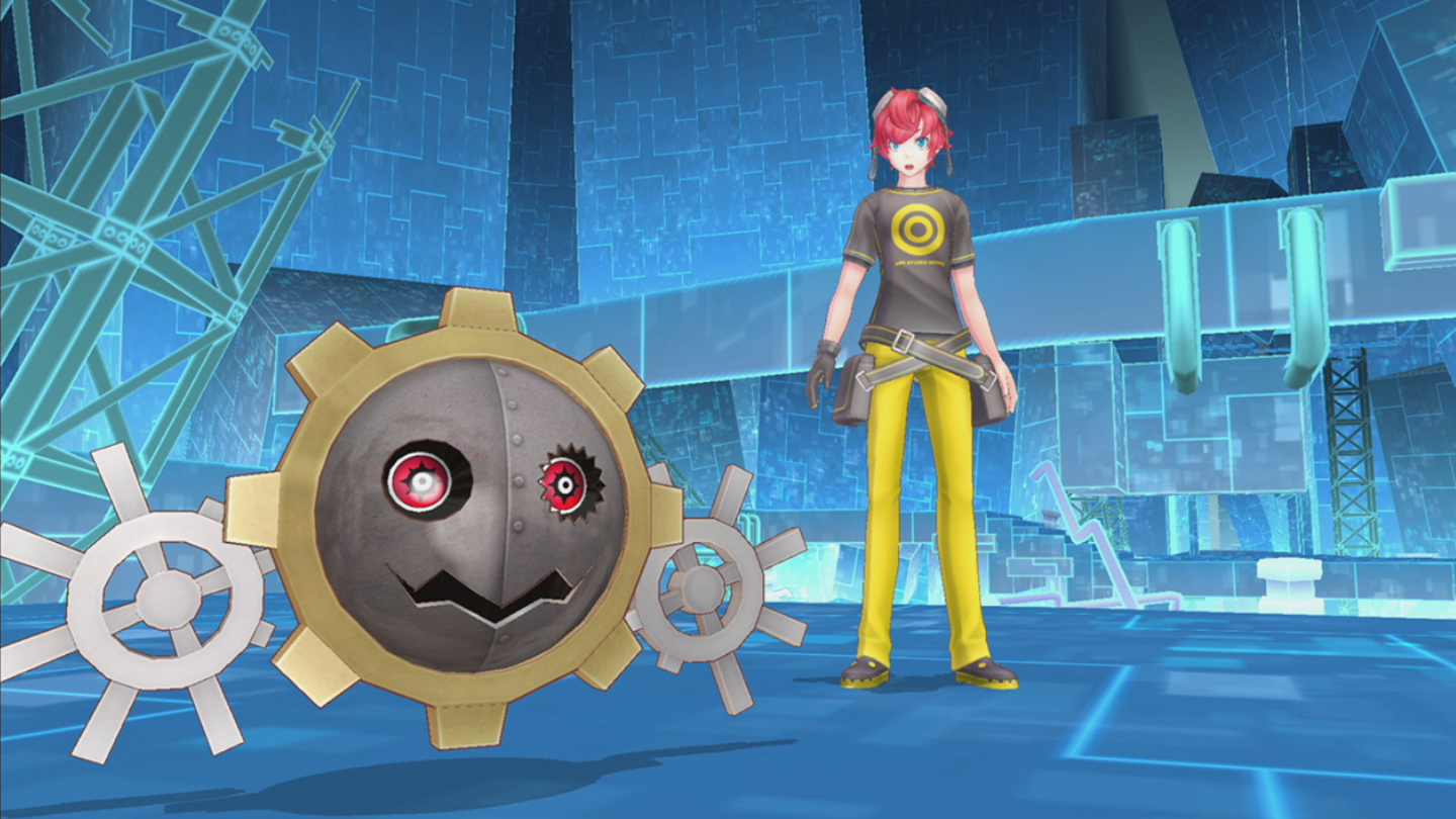 Digimon Cyber Sleuth All Digimon