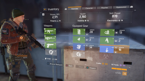 The Division Beta Preview 2