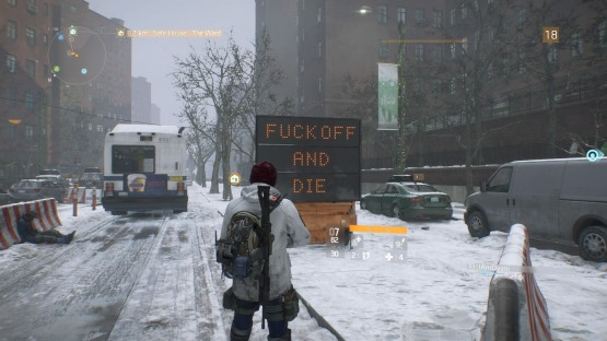 Tom Clancy's The Division review 5