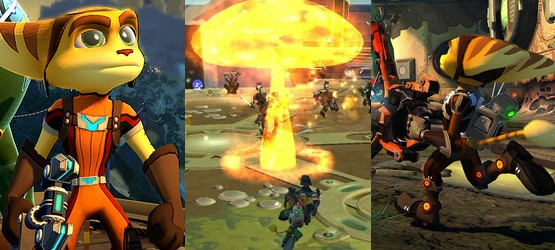 Ranking the Best and Worst of the Ratchet & Clank Series Header