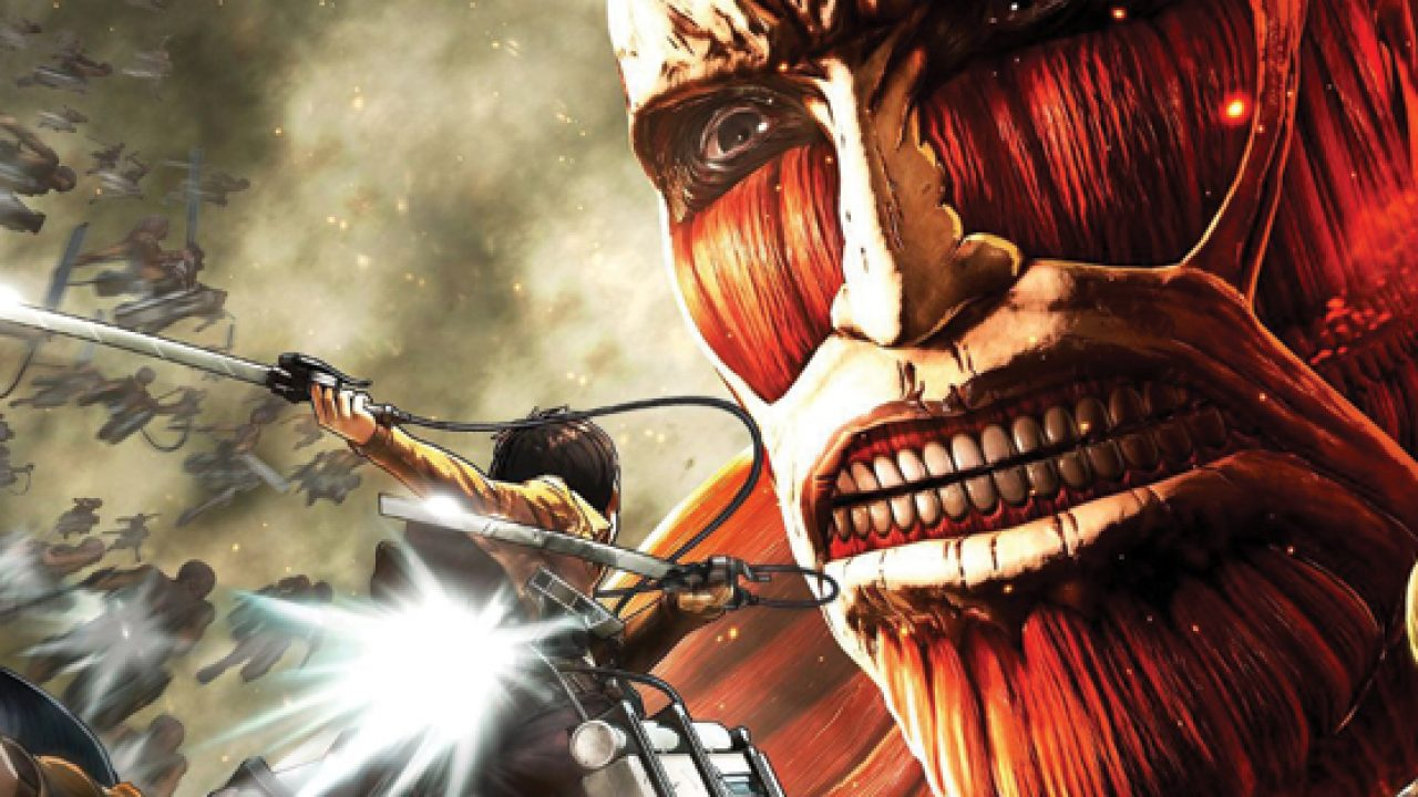 Attack on Titan PS4 Review - Licensed to Kill (PS4)