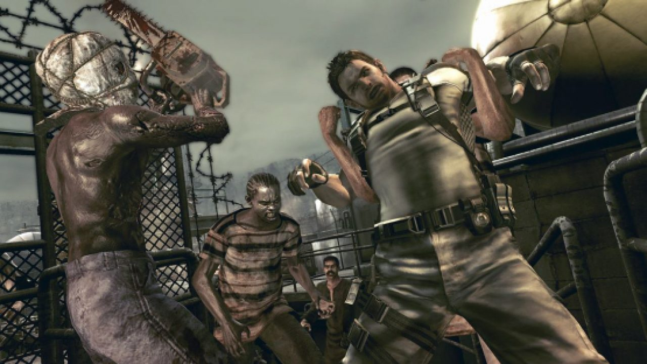 Capcom Aware Of Resident Evil 5 Ps4 Xbox One Tech Issues