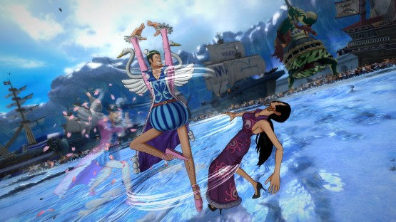 One Piece Burning Blood Review 02