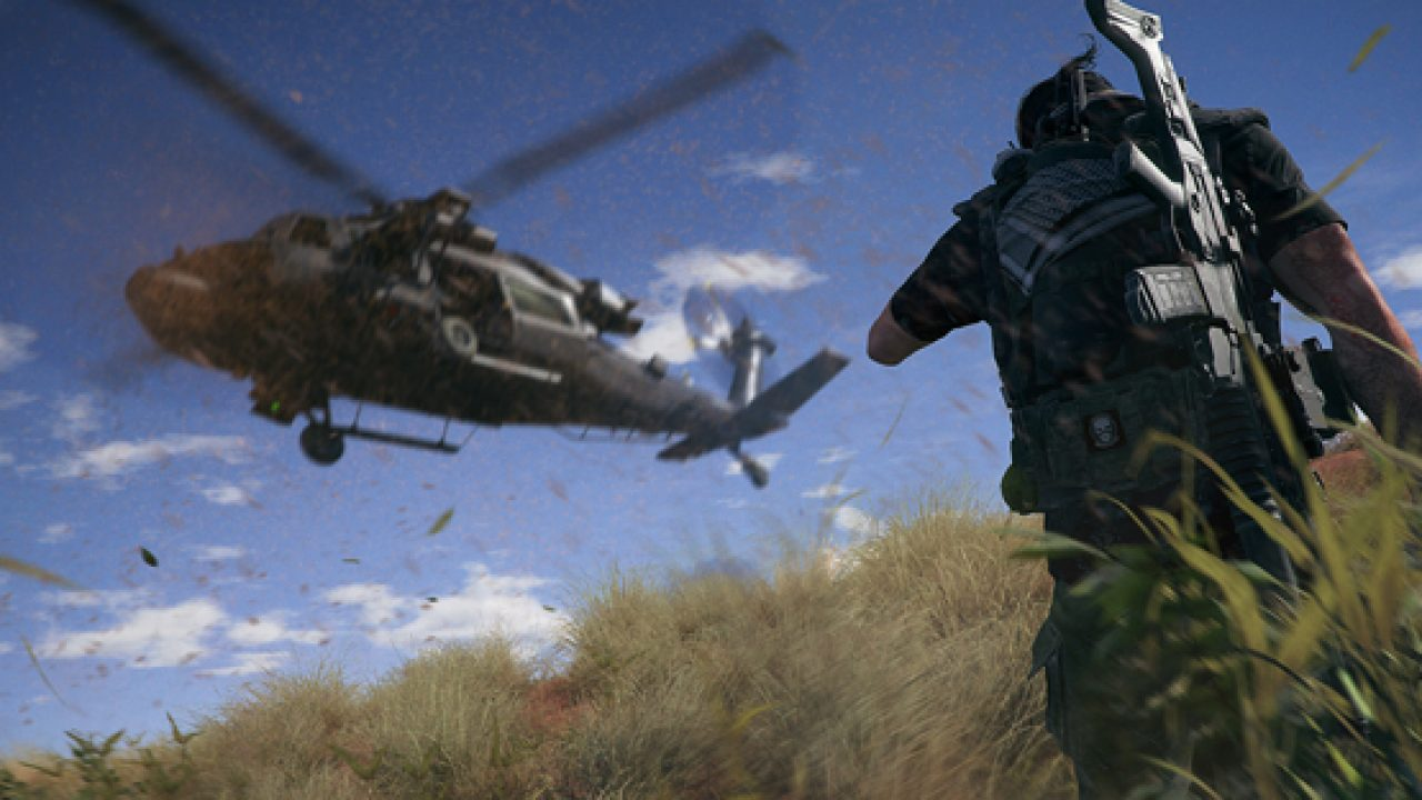 Ghost Recon Wildlands Live Action Video In Collaboration With
