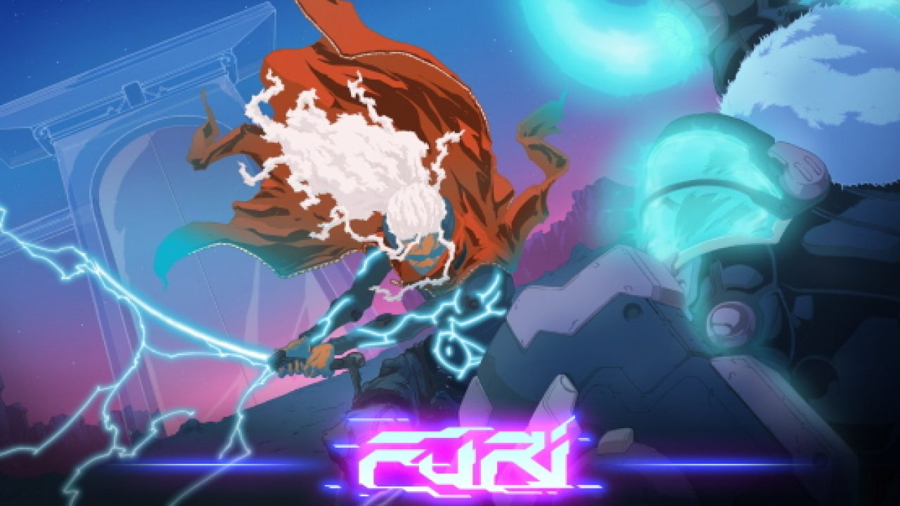 Furi Update Today Improves PS4 Overheating & Screen Tearing