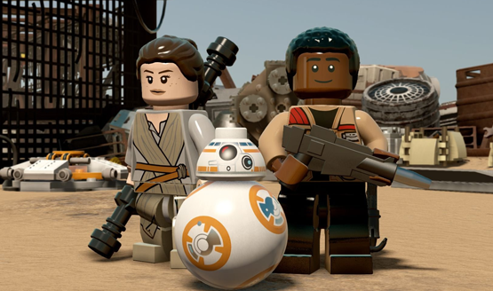 LEGO Star Wars The Force Awakens Review 3