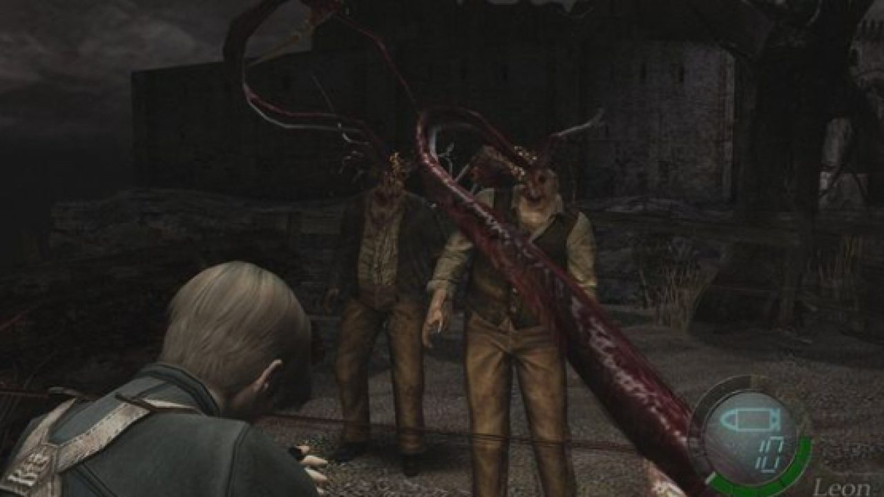 Resident Evil 4 Ps4 Trophy List Is The Same As Ps3 No Platinum