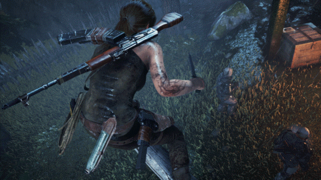 Rise of the Tomb Raider Update 1 03 for PS4 Detailed