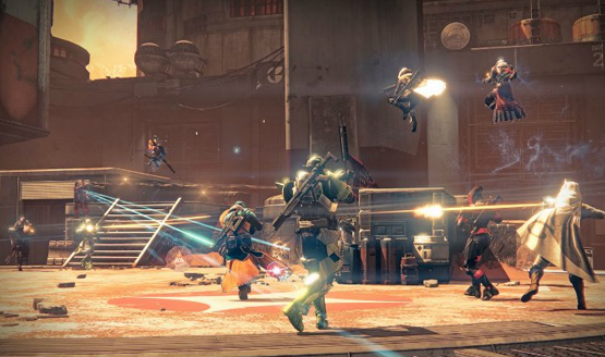 Destiny Rise of Iron Supremacy mode Preview