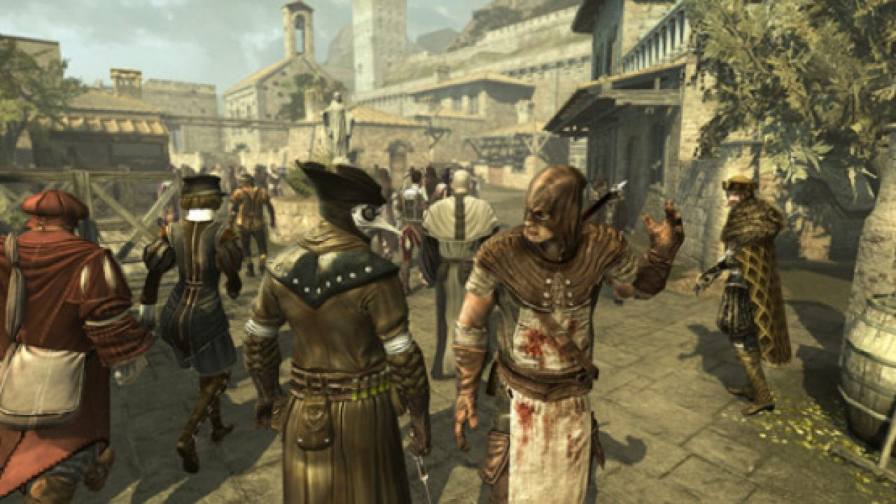 Report Assassin S Creed Ezio Collection Ps4 Xbox One Dated