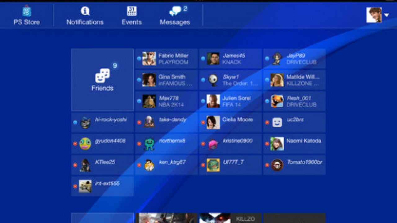 PlayStation App Update & Messages App Updated to Version 4 0